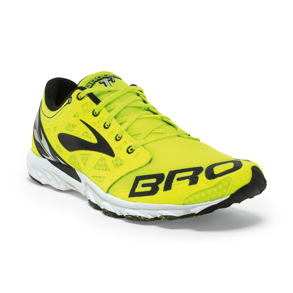 Brooks T Racer Mens Running Shoes Review